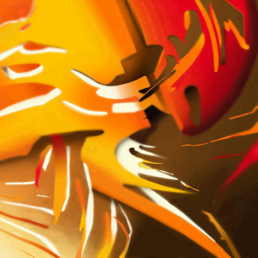 Danse du soleil (P40)
